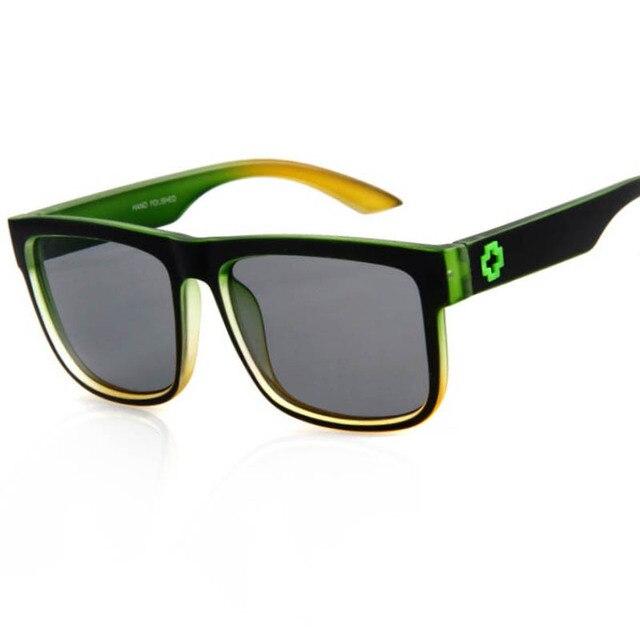 ClassicSportVintageMirrorSquare Sunglasses-UV400 3