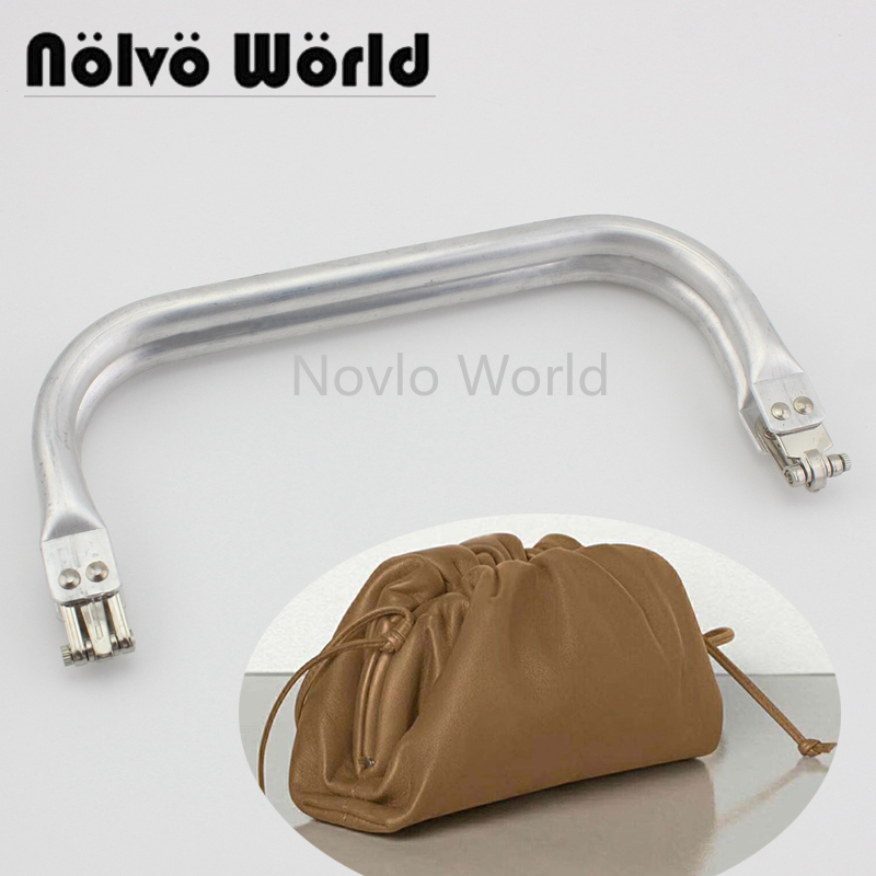 2-10 Pieces,2 Size 8 Inch 10 Inch Aluminum Purse Frame Popular Purse Frames,Ins Recommend Pouch DIY Light Weight Frames