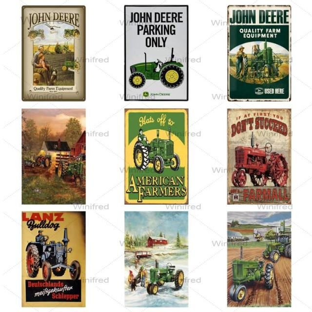 Metal Tin Sign this is a harvester farm Pub Bar Home Vintage Retro Poster Cafe