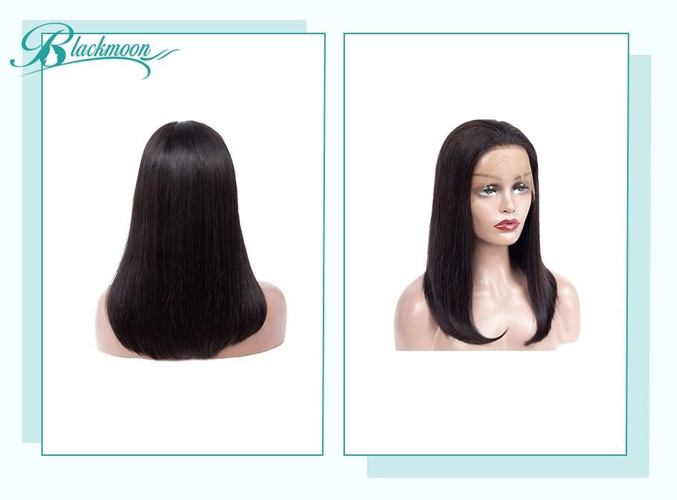 silky straight human hair bob wigs_03