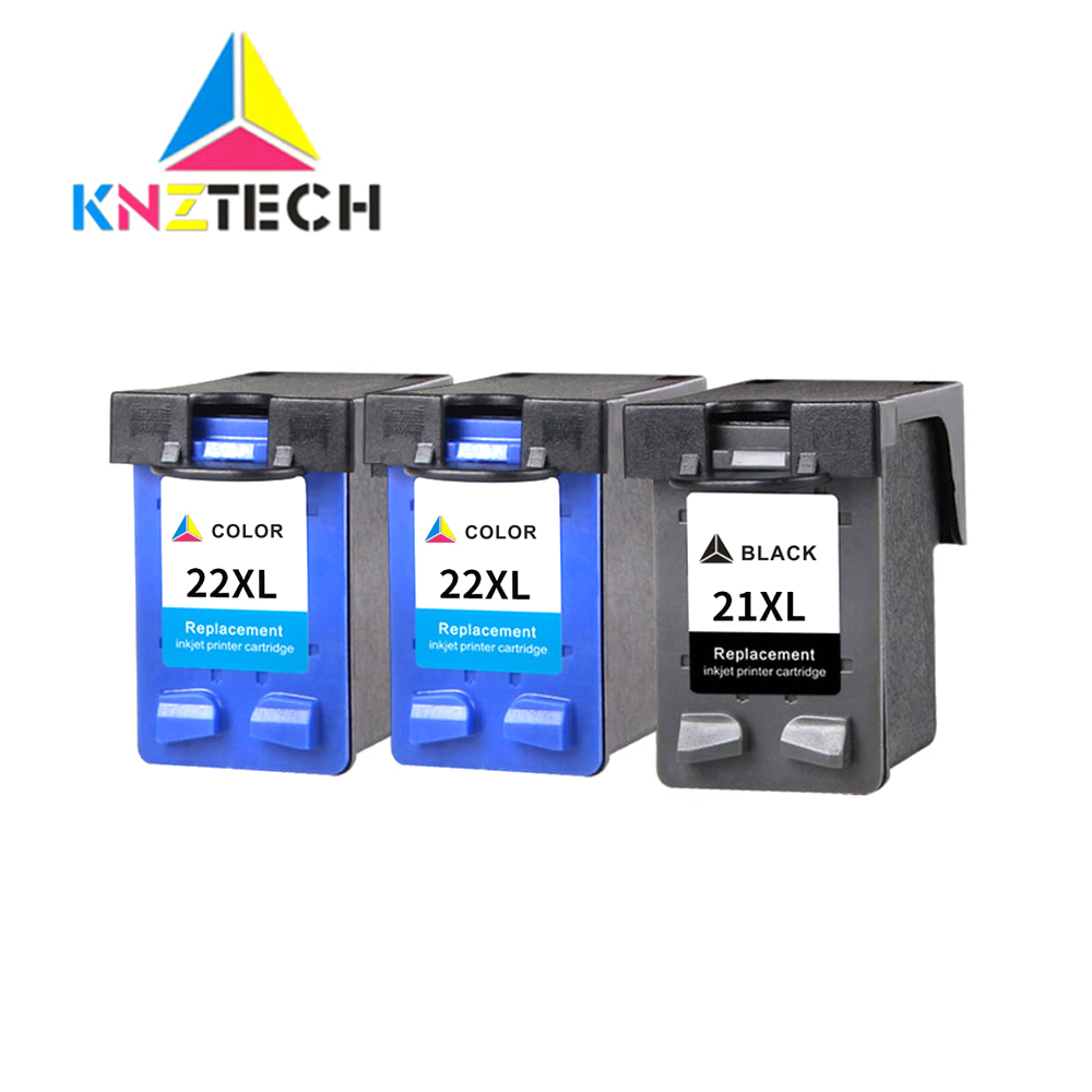 Ink Cartridge Compatible For Hp 21 22 For Hp21 Hp22 Ink Cartridges For Deskjet F2180 F2200 F2280 F4180 F300 F380 380 D2300