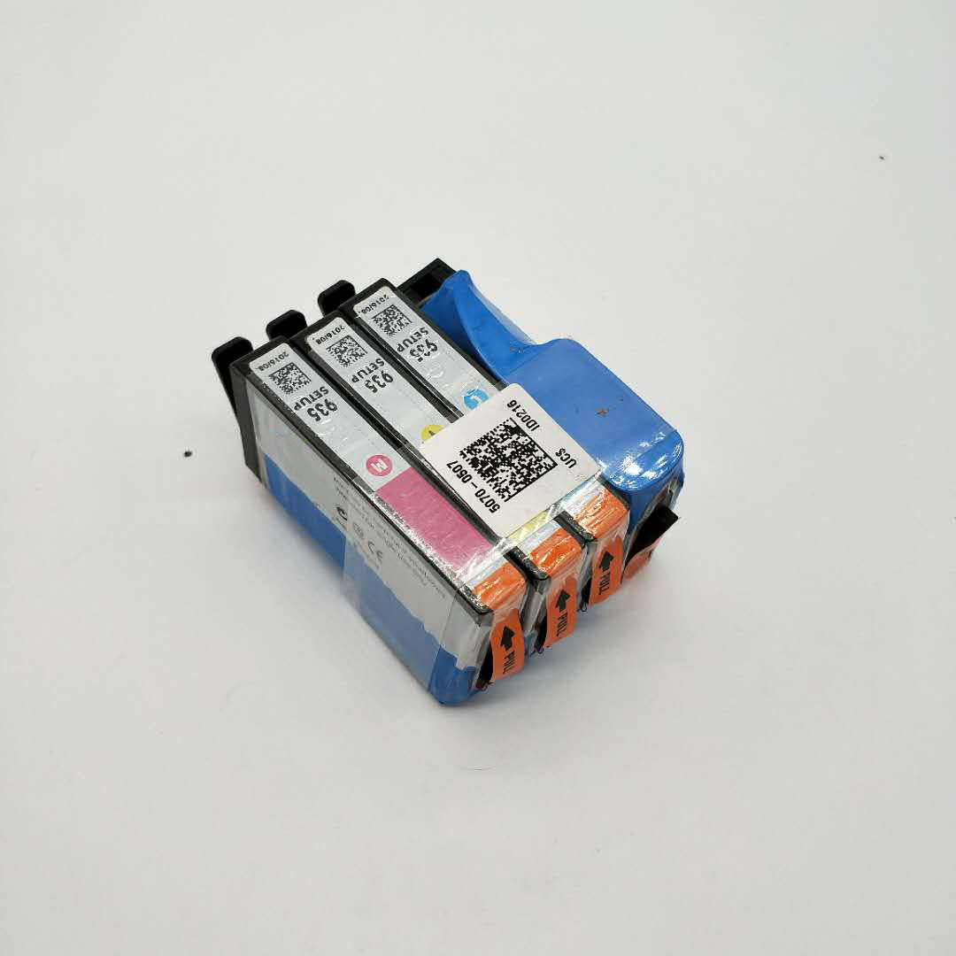 Original Printer setup ink Cartridge 934 935 for HP 6800 6810 6812 6815 6820 6822 6812 6830 6815 6835 6230 6520 6800 6810 image