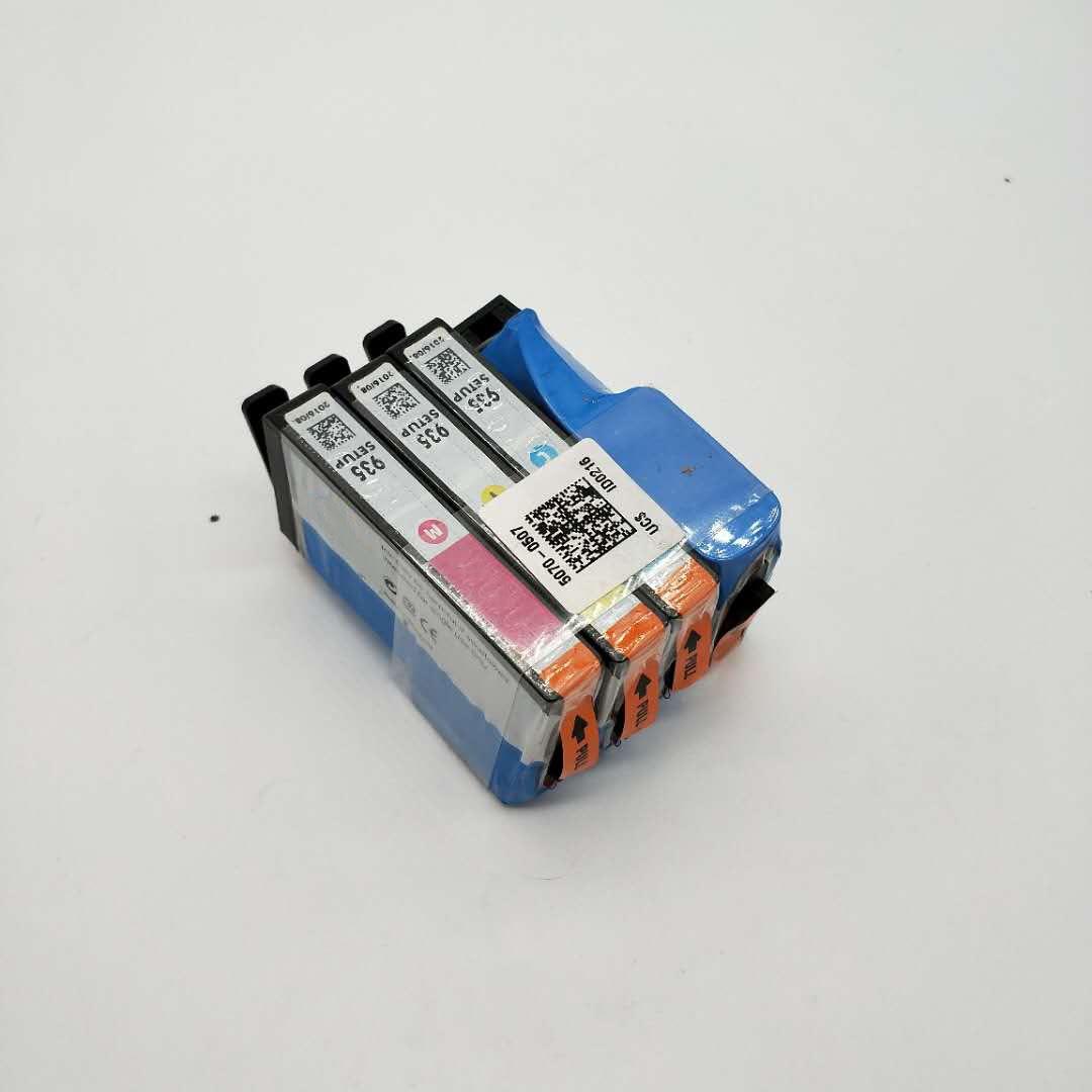 cartucho de configuracao original da impressora cartucho de tinta 934 935 para hp 6800 6810 6812