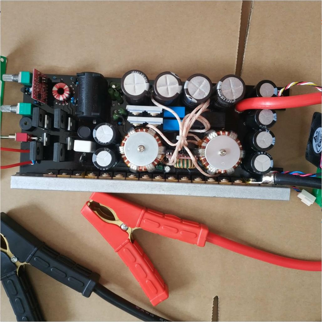 PW-820 Double-variable Nano-amorphous Machine Non-inductive Bridge Four Silicon Rear Pole 2000W Power
