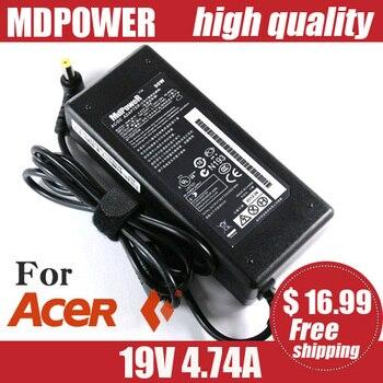 Cargador de adaptador de CA para suministro de energía para portátil ACER...