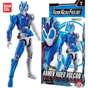 Image 4 - Bandai Kamen Rider zero one 01 Insect Form Shooting Wolf RKF Super Movable Hand Toys Figurals Model Dolls Brinquedos