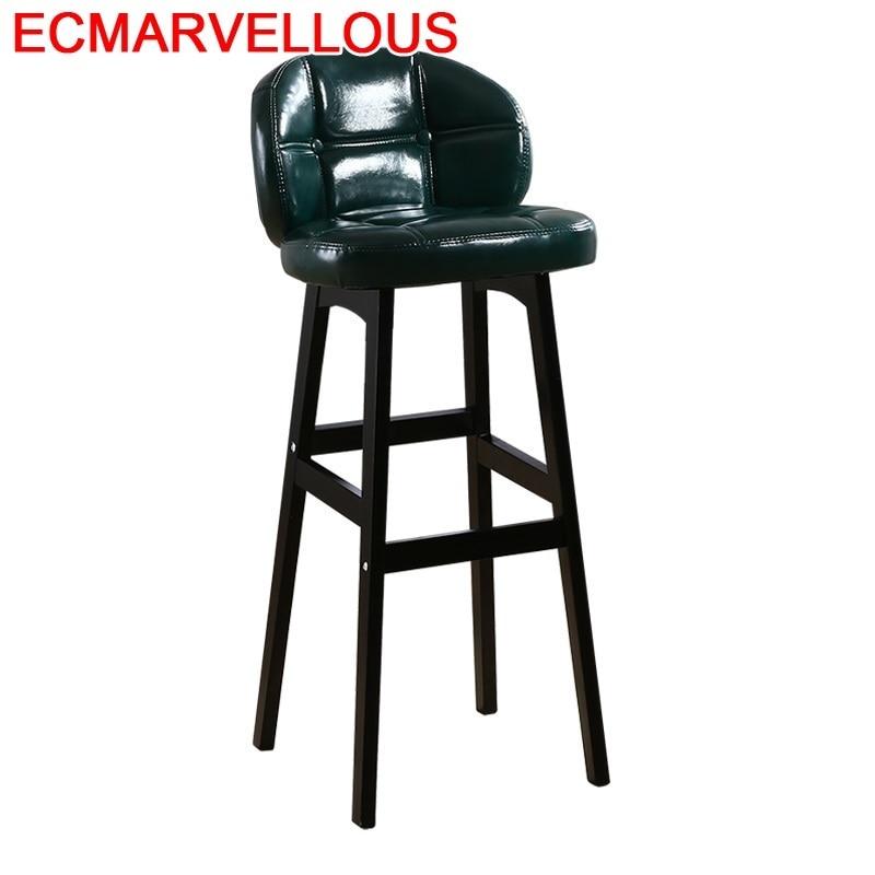 Sedie Table Comptoir Sandalyeler Fauteuil Banqueta Todos Tipos Hokery Leather Tabouret De Moderne Silla Cadeira Bar Chair