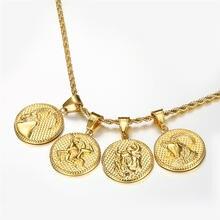 Новинка 2020 женское колье с созвездиями в античном стиле из