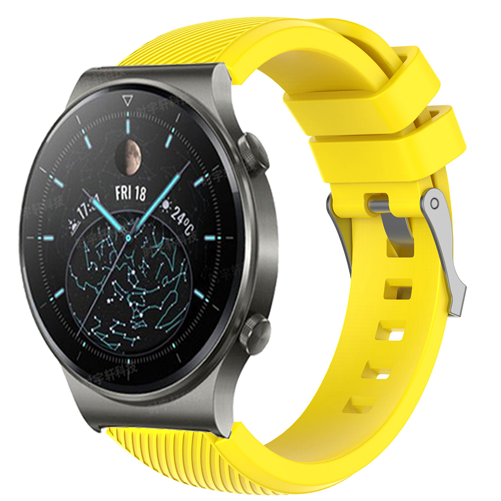 for Huawei GT2 Pro Strap Silicone Strap Twill Strap Wristband Replacement Wristband Watch Accessories for Huawei Watch GT 2 PRO|Smart Accessories| - AliExpress