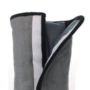 Image 4 - Ремень безопасности для детей, ремни безопасности автомобиля, подушка, защитная Наплечная Подушка, автомобильное безопасное приспособление, чехол для ремня безопасности