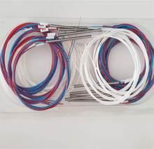 Frete grátis 10 pçs fibra óptica fbt divisor sem conector 1x2 acoplador de fibra 95/5 90/10 85/15 80/20 75/25 70/30 50/50