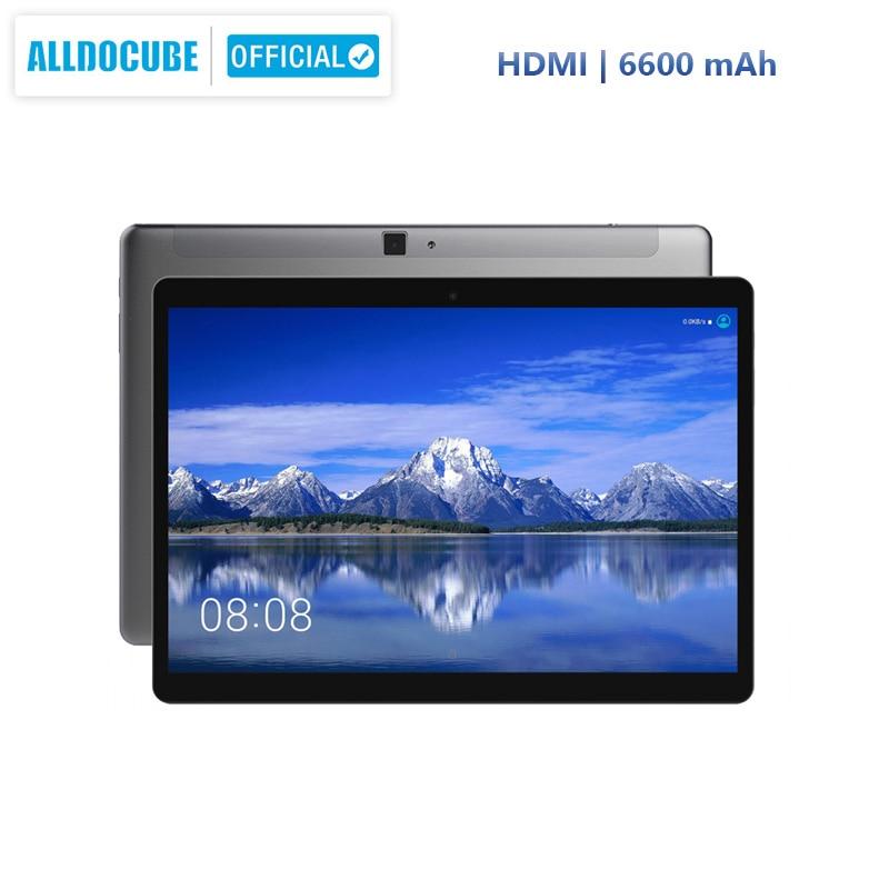 Alldocube iPlay10 Pro 10.1 인치 Wifi 태블릿 안드로이드 9.0 MT8163 쿼드 코어 1200*1920 IPS 태블릿 PC RAM 3GB ROM 32GB HDMI OTG