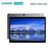 Alldocbe iplay10 pro 10.1 polegada wifi tablet android 9.0 mt8163 quad core 1200*1920 ips comprimidos pc ram 3gb rom 32gb hdmi otg