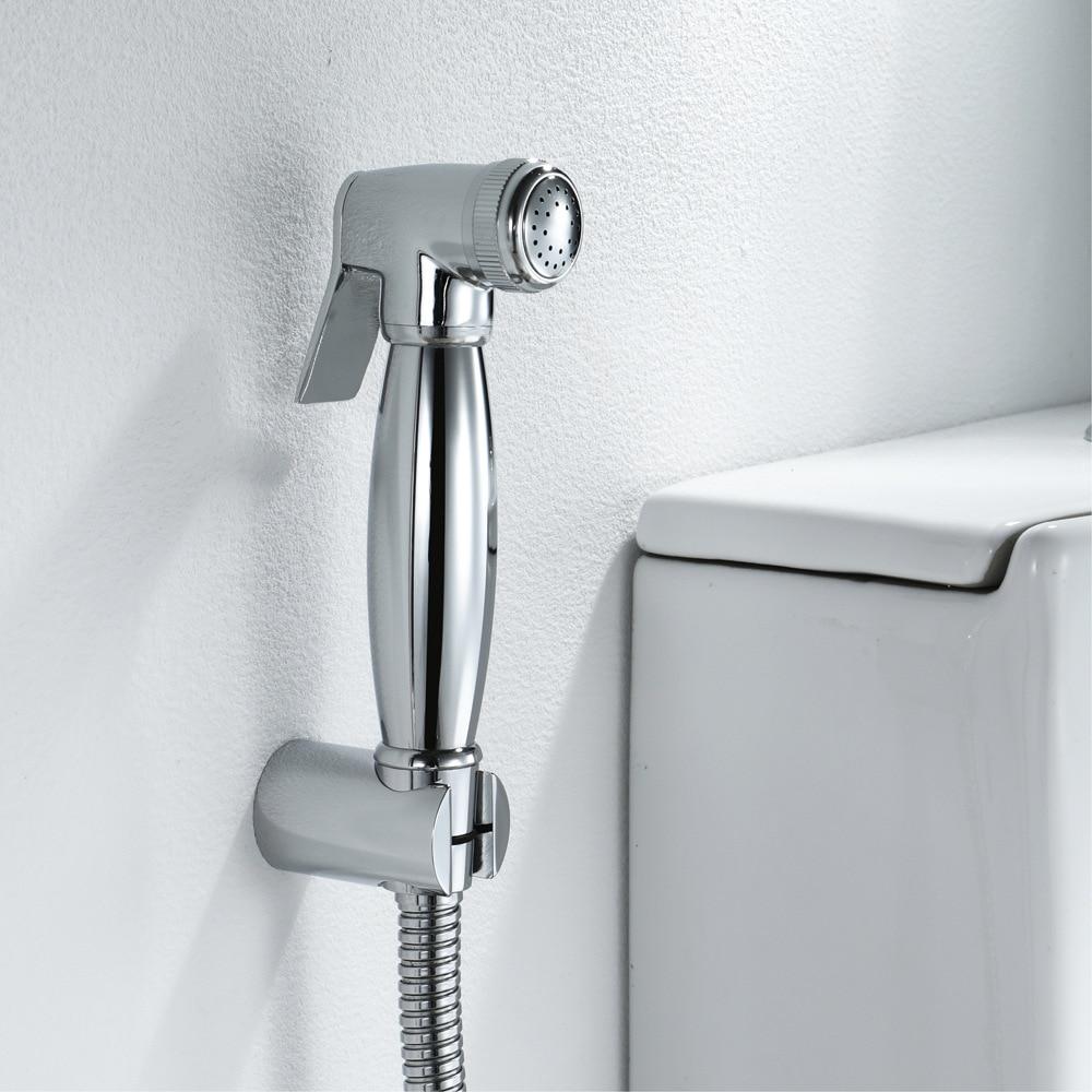 Health Faucet Spray Gun Set Toilet Chamber Pot Flusher Tong Fu Xi Leading Hipj09001-2