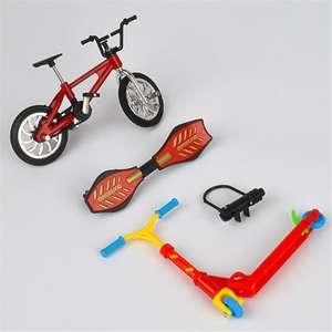 Mini Scooter Skateboard Bike Educational-Toys Children's