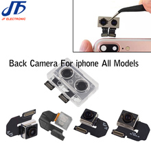5 adet arka arka kamera iPhone 6 6P 6S 6 6SP 7 7G 8 8 artı X inç büyük kamera modülü Flex kablo şerit değiştirme onarım bölümü