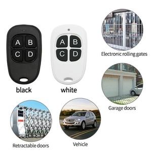 Image 5 - 2pcs/lot Universal Wireless 315MHZ /433MHZ 4 Key Garage Door Car Remote Control Copier Cloner Duplicator for Household Appliance