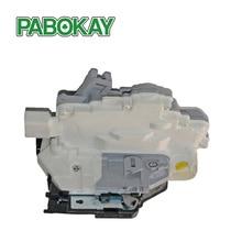 OE 8J1837015A 3C1837015A FRONT LEFT CENTRAL DOOR LOCK LATCH ACTUATOR MECHANISM FIT FOR VW PASSAT B6 SKODA SUPERB A4 A5 Q5 Q7 TT