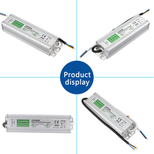 Wasserdicht Netzteil IP65 12V 24V Beleuchtung Transformator 220V Zu 12V 24V Led-treiber Im Freien 10W 15W 20W 30W 50W 100W 120W 150W