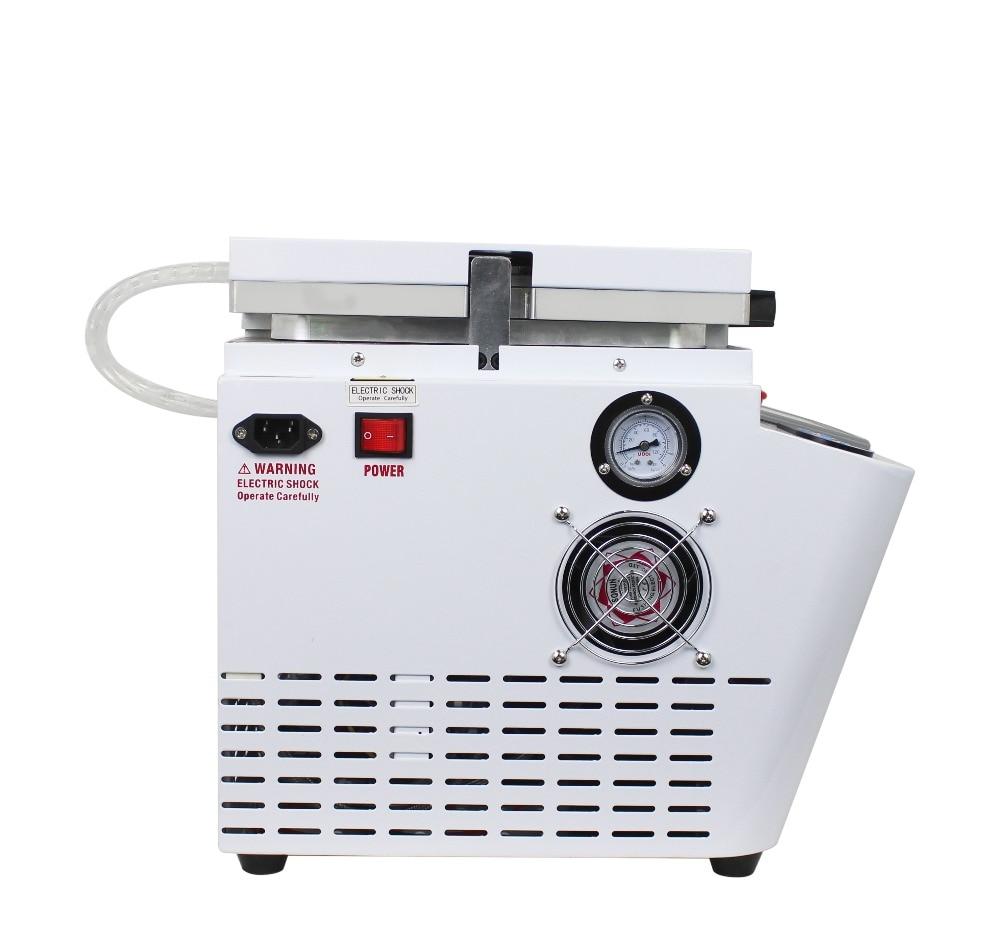 2-in-1 AK-PRO 12-inch Automatic LCD OCA Vacuum Laminating Machine