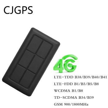 4G LTE-TDD LTE-FDD WCDMA TD-SCDMA GSM car GPS Tracker Magnetic waterproof 10000mA Locator vehicle tracking management system image