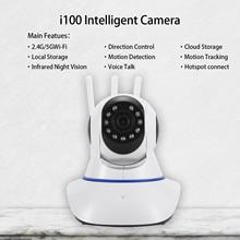 New 720P IP Camera Security Camera WiFi Wireless CCTV Camera Surveillance IR Night Vision P2P Baby care Monitor Pet Camera