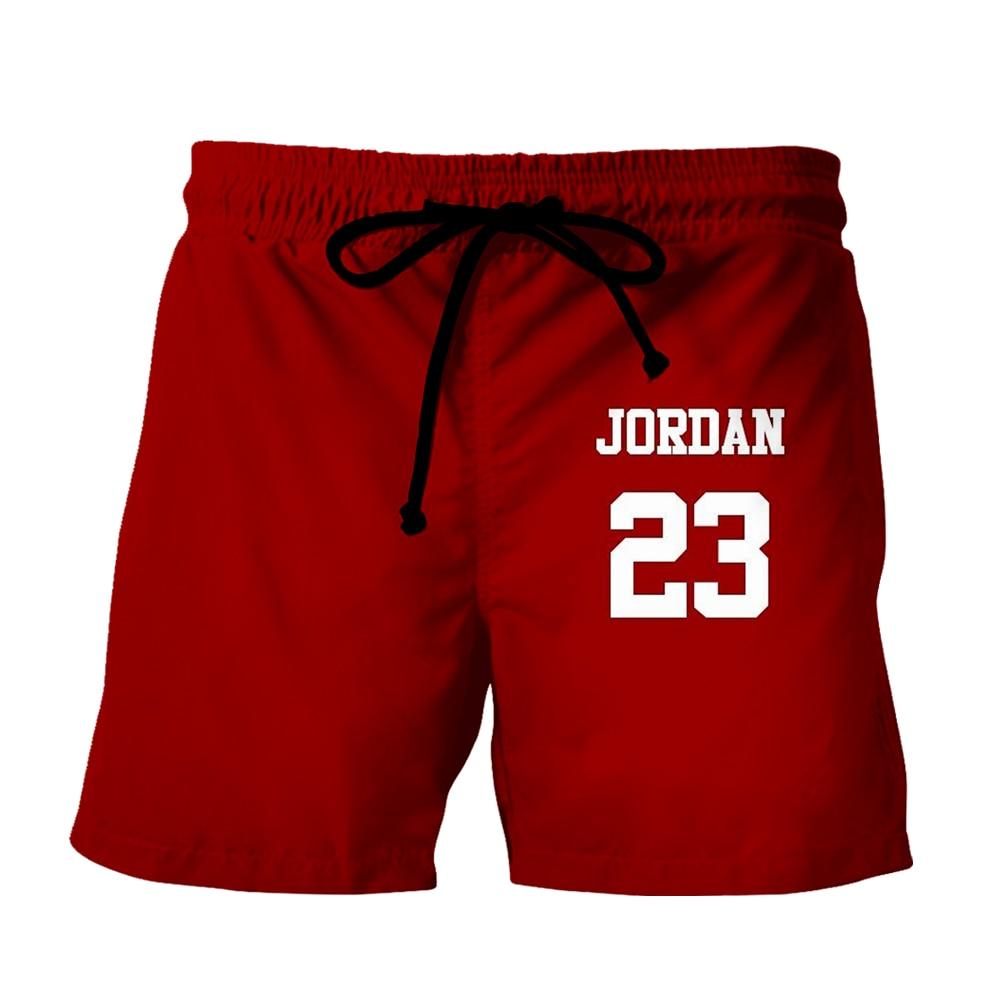 Jordan 23 шорты, баскетбольная спортивная одежда, повседневные шорты с буквенным принтом, мужские и женские шорты для бега, фитнеса
