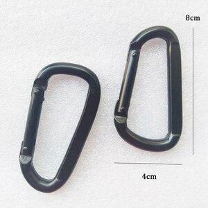 Image 3 - 2 قطعة حزام أرجوحة 10 أقدام طويلة ، قوية للغاية وخفيفة الوزن ، 17 ثقوب لتلبية احتياجات التكيف الخاصة بك