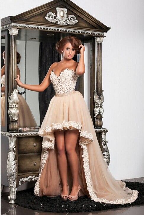 Lace Hollow A-line Sweetheart Women Bridal Gown Sweep Train 2018 Vestido De Noiva Mother Of The Bride Dresses