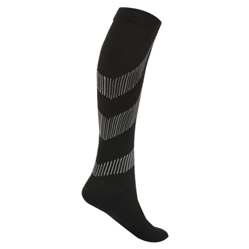 Unisex Compression Stockings Socks Pressure Varicose Vein Stocking Knee High Leg Stretch Pressure Football Socks
