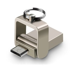 Двойной диск OTG Usb флэш-накопитель с TYPE C/Micro USB/USB 128 Гб 64 ГБ 32 ГБ 16 ГБ Pendrive для телефона Android