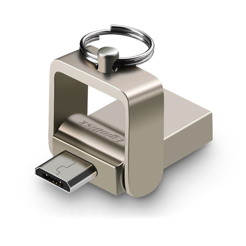 Dual Drive OTG Usb Flash Drive With TYPE C / Micro USB / USB 128GB 64GB 32GB 16GB Pendrive For Android Phone