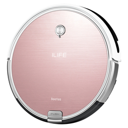 ILIFE X620 robot vacuum cleaner wet and dry for per hair sweeping and mopping automatic recharge robot aspirador