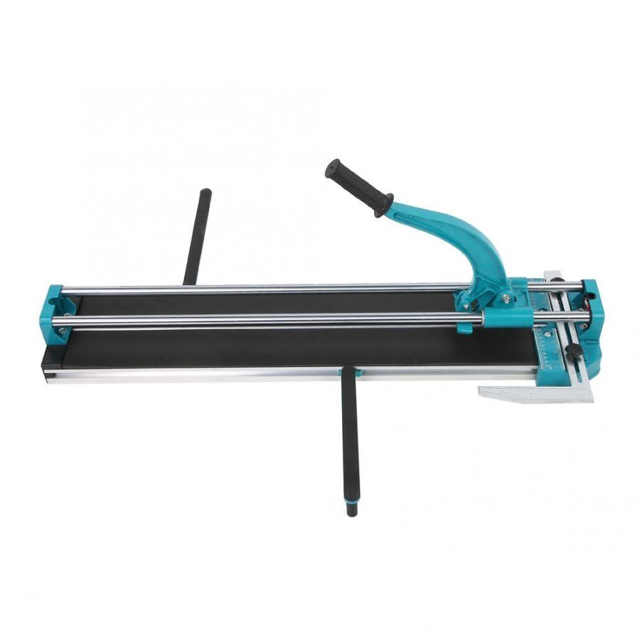 Tile Cutter 800mm Ball Bearing Porcelain Ceramic Blade Professional Manual Cutting Machine