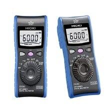 HIOKI DT4221 Premier Pocket DMM Digitl Multimeter with CAT IV 300V/ CAT III 600V Safety стоимость