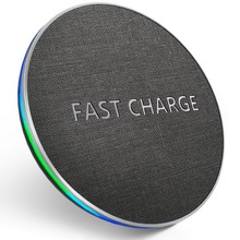 GETIHU Qi Беспроводной Зарядное устройство быстро для iPhone 8 Plus X XR XS Max Беспроводной зарядного устройства для samsung S8 S9 беспроводное зарядное устройство для телефона