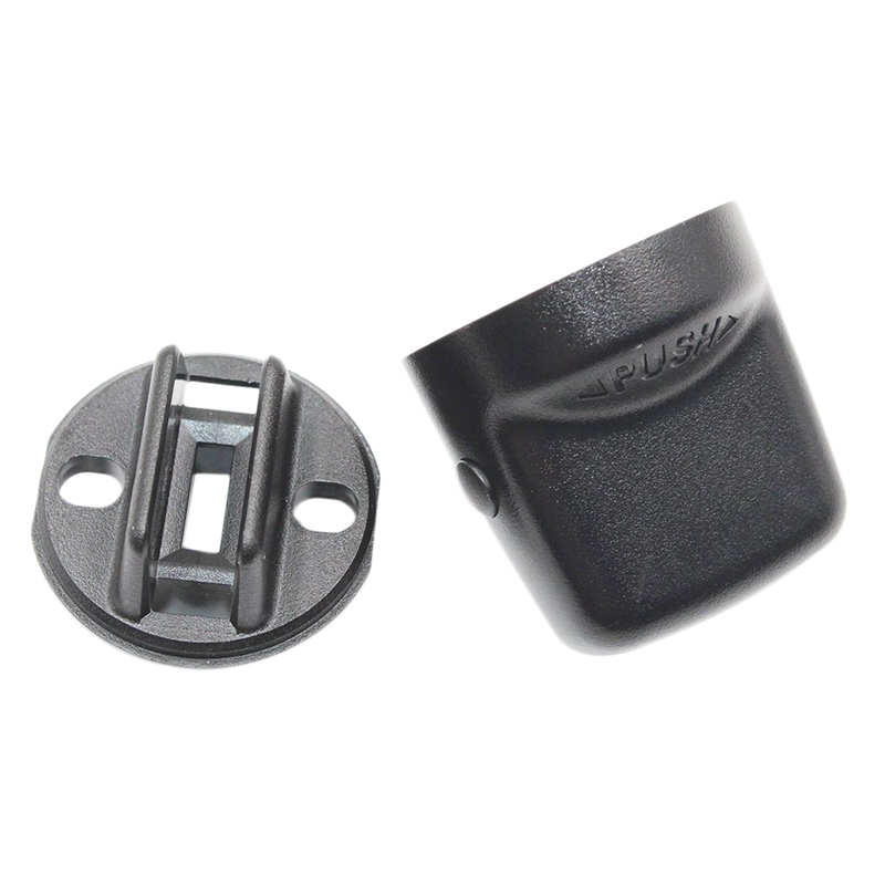 Ignition Start Switch Knob Cap & Insert for Mitsubishi Keyless Lancer Outlander 4408A167 4408A031|Electronic Ignition| |  -