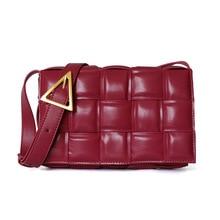 цена на Hot Messenger Bag Genuine Leather Handbags Luxury Women Bags Designer Real Leather Bag Obag Classic Cross Body Bags Best Gift