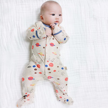 Seartist Newborn Footed Jumpsuit Kids Winter Autumn Pajamas Bebes Body Suit Footies Baby Boy Girl Clothes Baby Boy Clothes 32C format kids boy 16