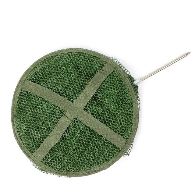 Best No.1 Foldable Mesh Fishing Net Cage Portable Fish Trap Fishing Accessories cb5feb1b7314637725a2e7: size 1|size 2|size 3|size 4|Size 5