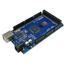 10PCS MEGA2560 מגה 2560 R3 ATmega2560 16AU CH340G AVR USB MEGA2560 פיתוח לוח לוח לarduino