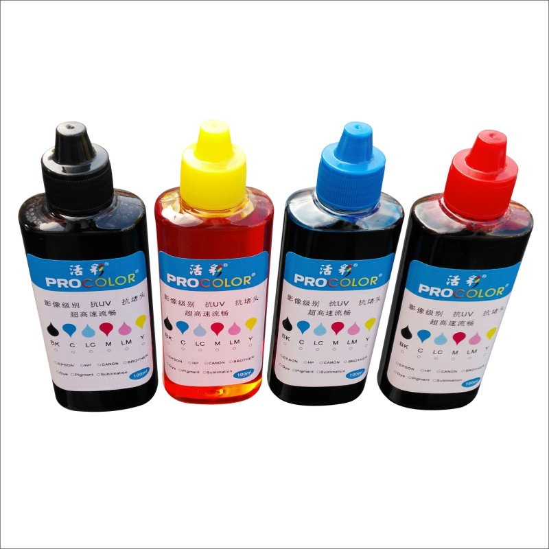 603XL 603 CISS Dye Ink Refill Kit For Epson WorkForce XP 2100 3100 4100 XP-2100 XP-2105 XP-3100 XP-3105 XP-4100 Inkjet Printer
