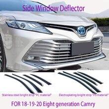 Дефлектор бокового окна for18 19 20 модели восемь поколений