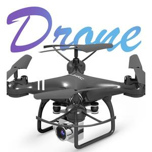 Four-Axis Aerial Drone with Camera HD Photography Remote Control Aircraft Fpv Shock Absorption Gimbal Hj14W Hj14Q