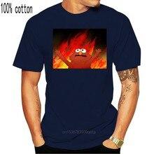 Homens t-shirt Elmos Fire camisetas Mulheres t camisa