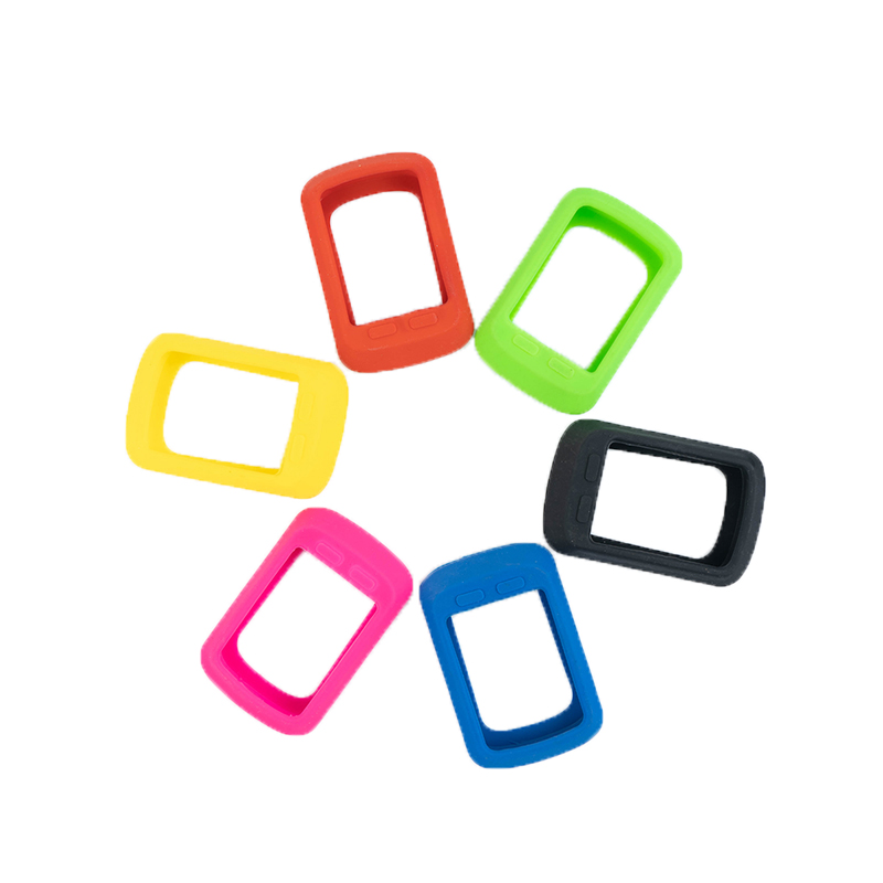 Silicone Cover protective case for XOSS <font><b>Bike</b></font> <font><b>Computer</b></font> G+ Wireless <font><b>GPS</b></font> <font><b>Computers</b></font> waterproof Silica Gel <font><b>computer</b></font> cover image