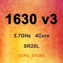 Xeon E5 1630 v3 SR20L de 3,7 GHz de 4Core 8 de 10MB 140W LGA2011 3 X99 CPU procesador no QS/ES