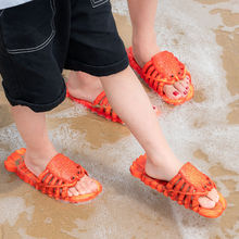 New Style Lobster Sandals Ladies Summer Shoes 2020 Arrival Cheap Beach Slippers Women