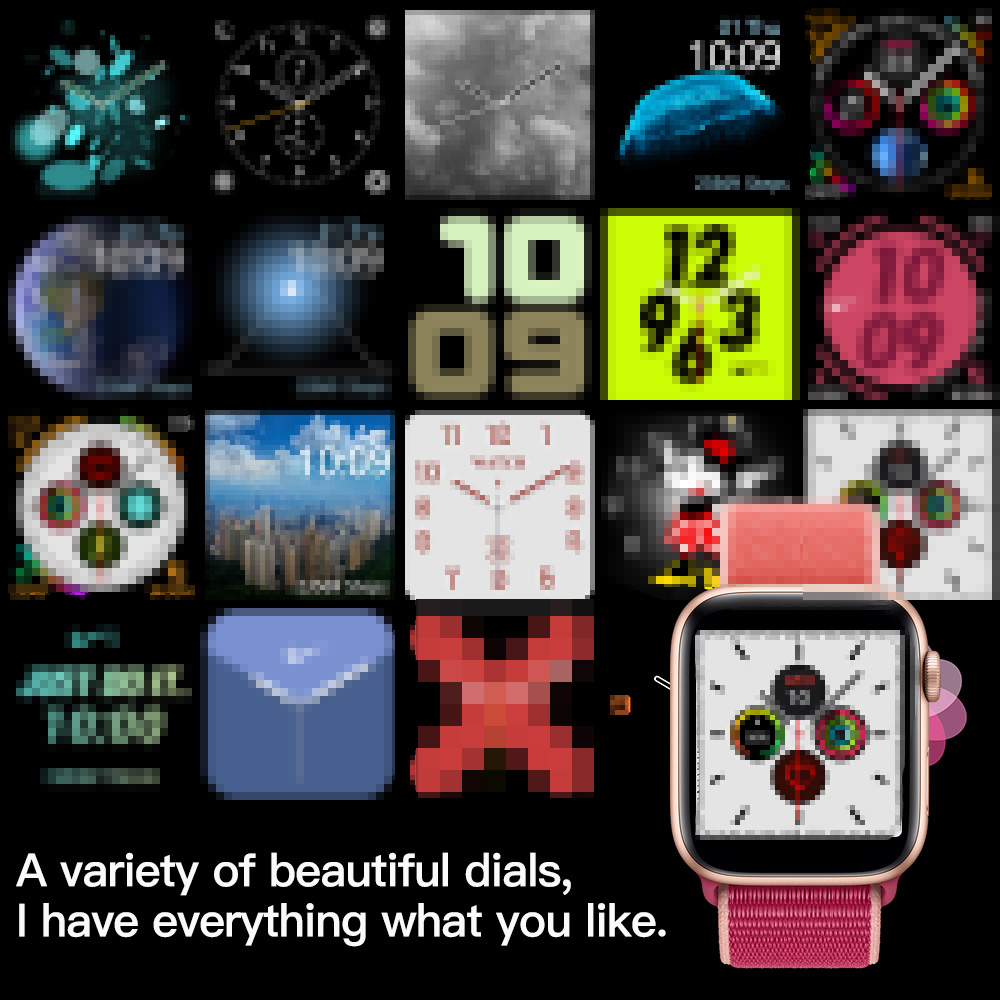 IWO 12 Pro для мужчин серии 5 Смарт часы 1:1 44 мм Чехол IP68 Wtaerproof для Apple IOS Android телефон IWO 11 IWO 8 10 Обновление Smartwatch - 4