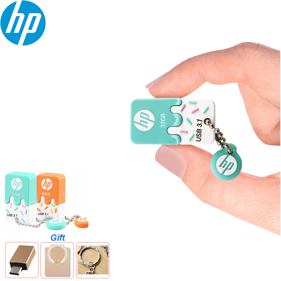 Original HP X778W Pen Drive <font><b>3.1</b></font> PenDrive 32GB 64GB 128GB High Speed <font><b>Usb</b></font> <font><b>Flash</b></font> Drive Key <font><b>usb</b></font> Stick <font><b>Usb</b></font> <font><b>Flash</b></font> Disk for PC Laptop image